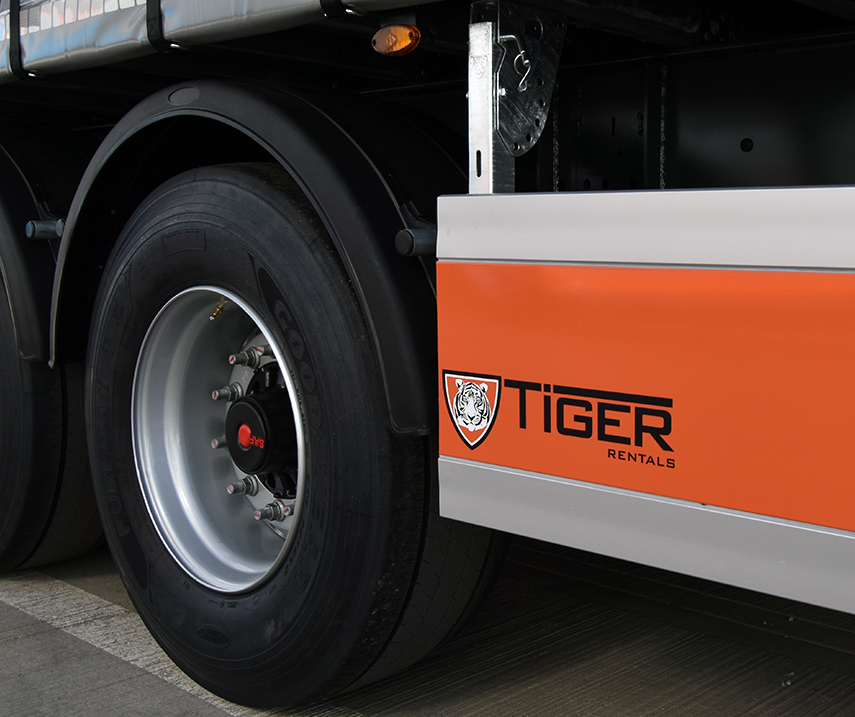 Tiger Rentals - trailer hire - row img - short long term double deck