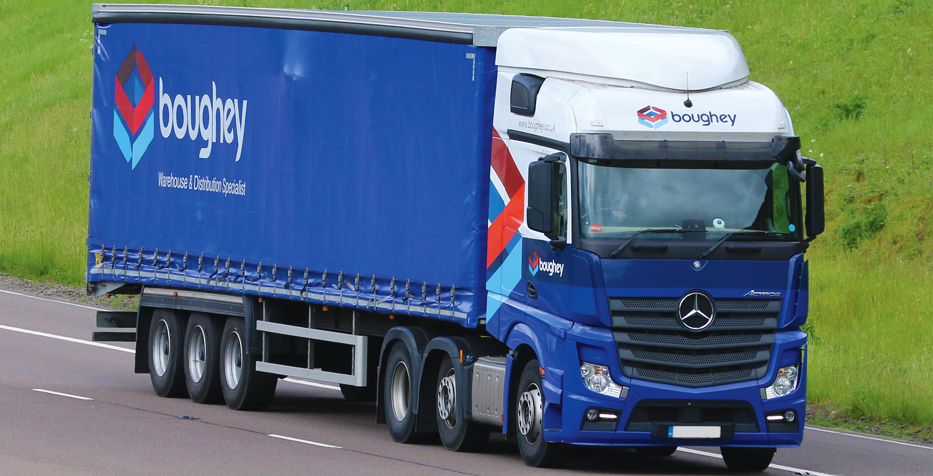 Case study - Boughey Distribution - Curtainsiders CTA