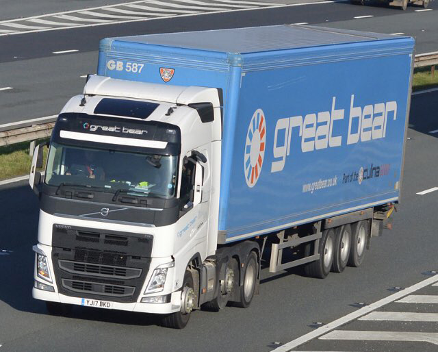 Great Bear Distribution Culina Group Tiger trailer spotted