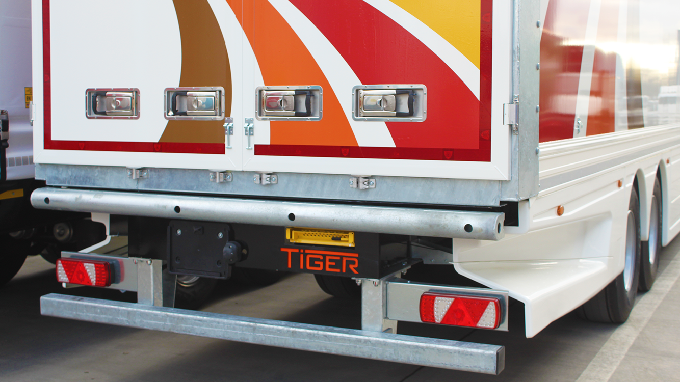Bespoke, custom trailer personalisation options - Unisurge