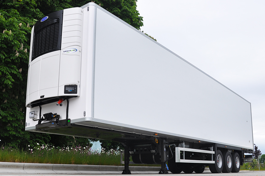 Rentals hire - photo trio - temperature controlled refrigerated reefer 2