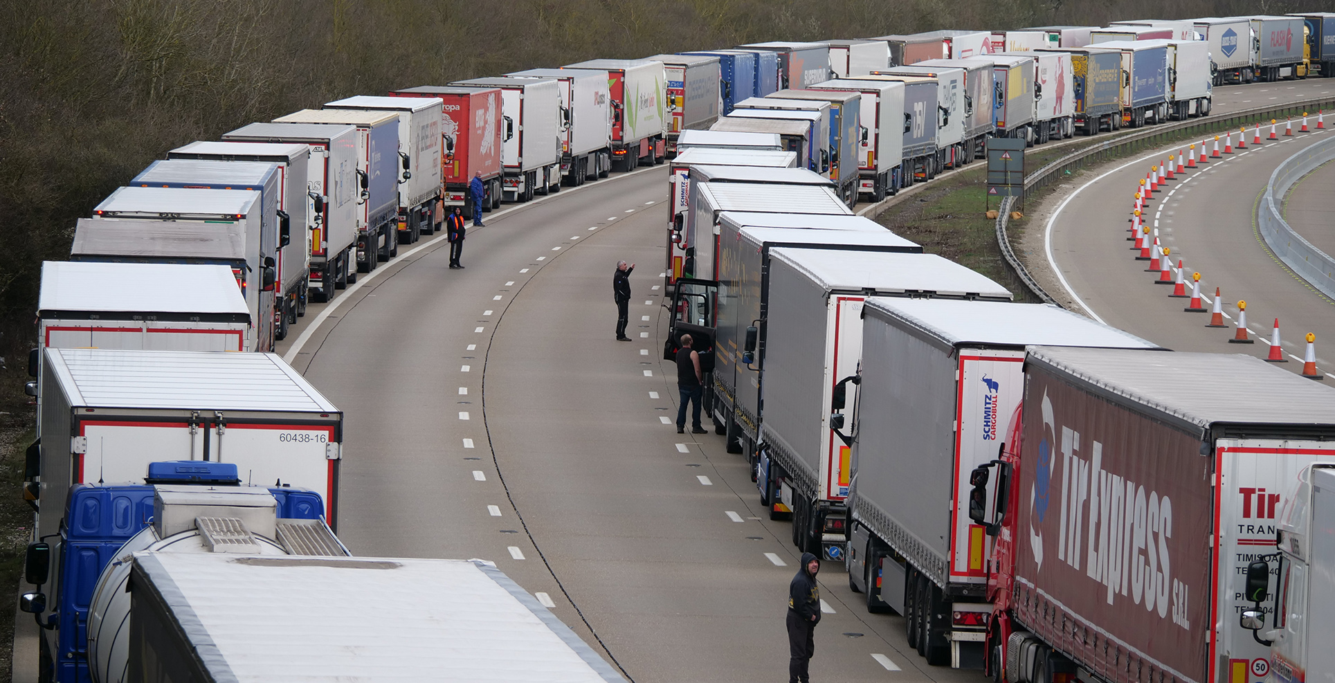 Hub - Brexit haulage logistics road transport regulation changes laws - no deal transition