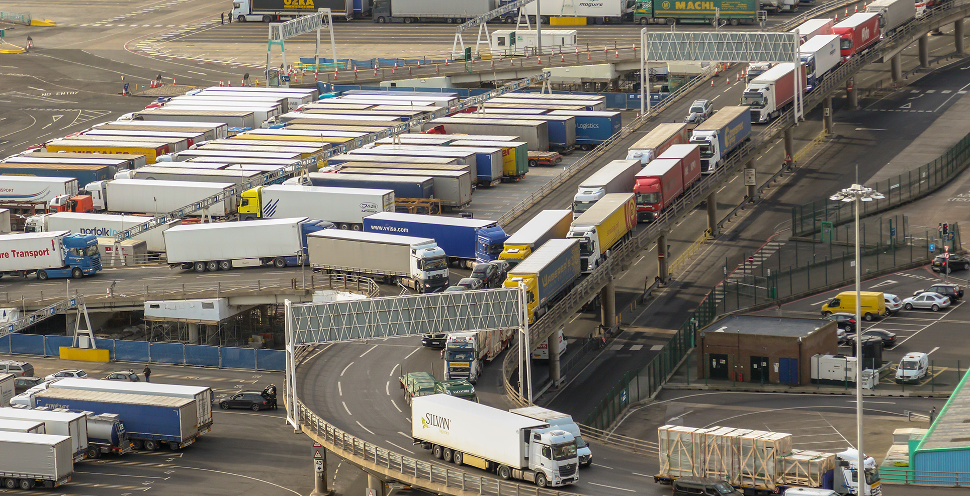 Hub - Brexit haulage logistics road transport regulation changes laws
