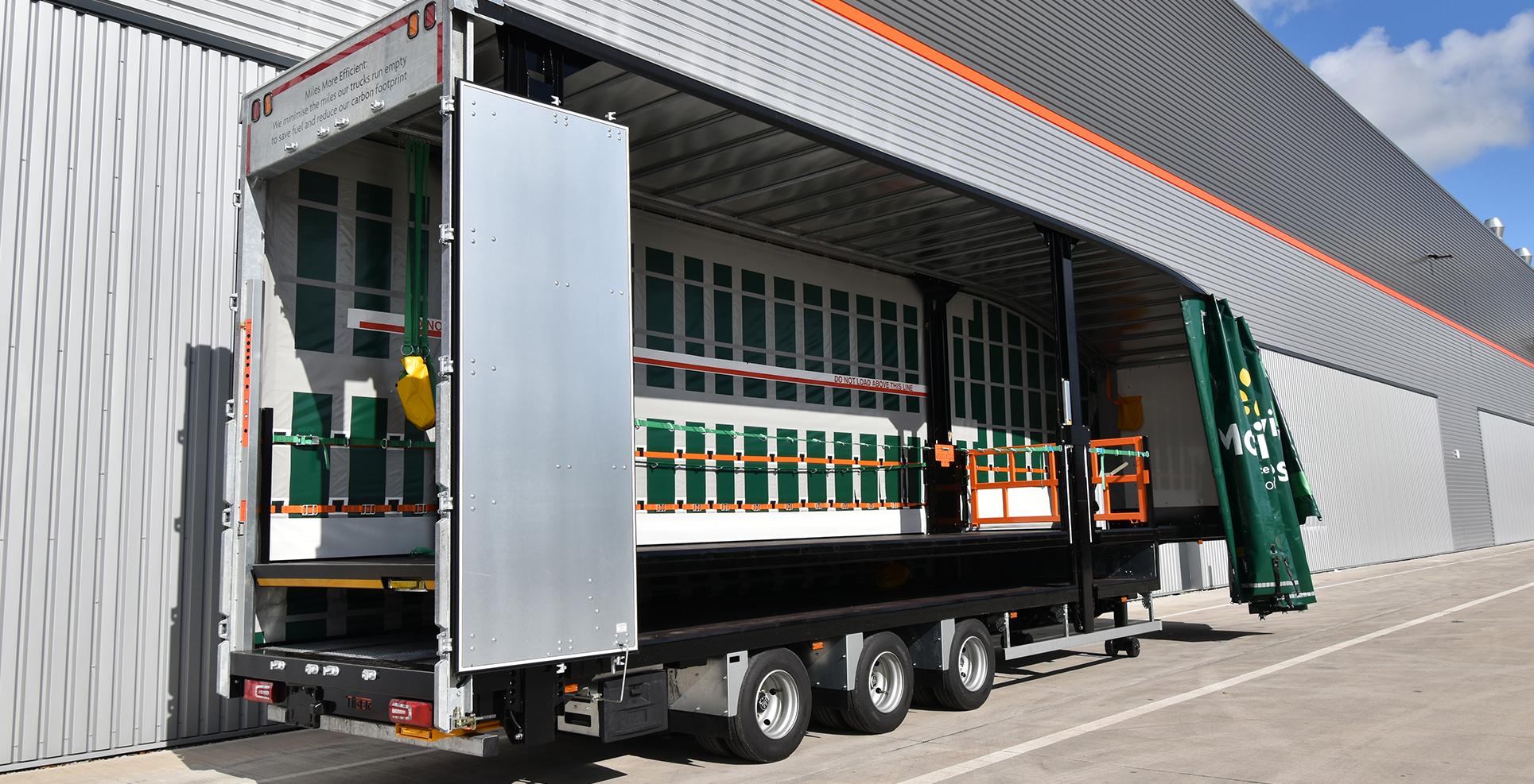EN 12642 XL curtainsider load securing restraints safety
