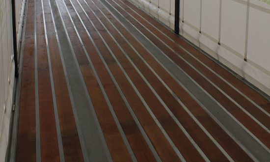 Omega floor