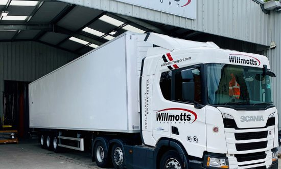 Another 30 curtainsiders join Willmotts' fleet as the haulier trials new refrigerated range