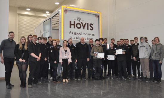 Tiger Trailers' latest apprentices get their paws on awards recognising hard work