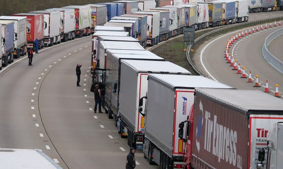 Brexit preparations, changes & laws for hauliers before and after the transition period