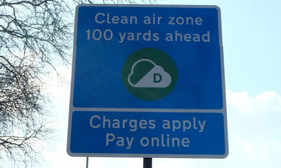 Clean Air Zones (CAZ) | what UK road transport operators need to know