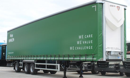 Government launches longer semi-trailer consultation after trials' success