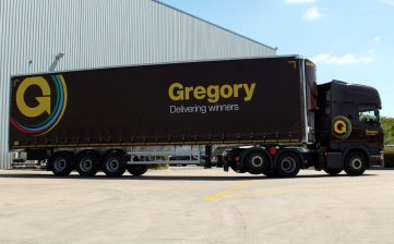 News - Gregory Distribution innovative removable double deck