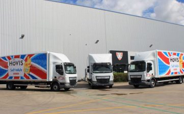 Tiger trailers raises payload capacity for new Hovis rigids
