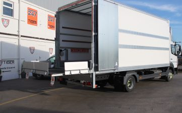 Howard Tenens turns to Tiger Trailers for new rigid trucks