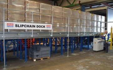 Lanchester Wines replaces eight trailers with two thanks to innovative loading solution from Tiger and Joloda