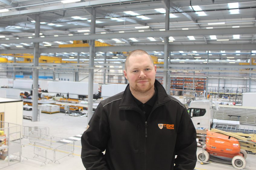 Tiger appoint general manufacturing manager