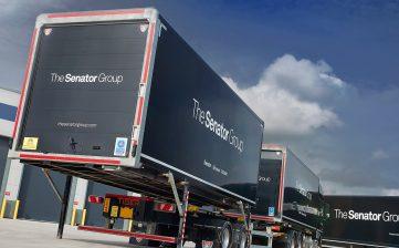 News - Senator furniture (Lancashire) - swap body prime mover demountable drawbar action