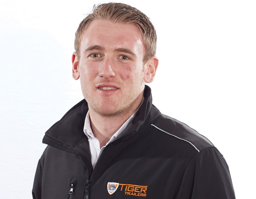 Perfect blend of youth and experience with new technical sales manager Thomas Stott