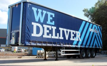Tiger Trailers a 'major player' after curtainsider fleet order from Ryder