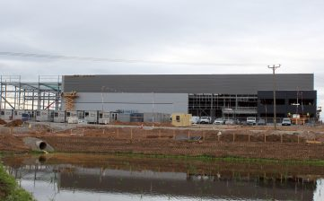 Factory focus: Our new home is rapidly taking shape