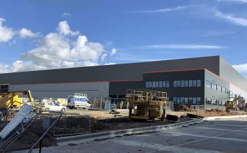 New Winsford Cheshire factory
