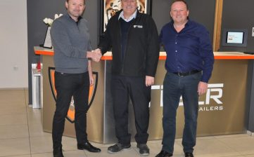 Tiger Trailers welcomes Barry Atherton as Production Director