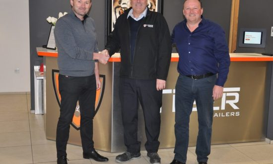 Tiger Trailers welcomes Barry Atherton to the management team as Production Director